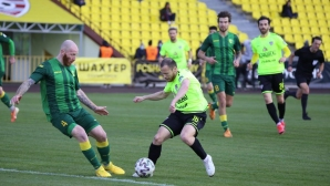 Футбол на живо: Шахтьор (С) 0:0 Неман (гледайте тук)