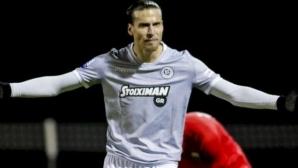 Футболист остава под домашен арест заради запой с приятели по време на карантина
