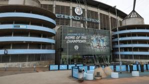 Манчестър Сити е първият клуб от Премиър лийг, който обяви, че никой от служителите му няма да пострада финансово