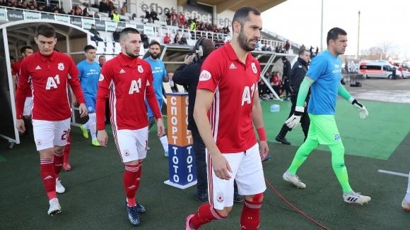 Капитанът на ЦСКА-София: Изненадан съм, грозно е, станало е случайно