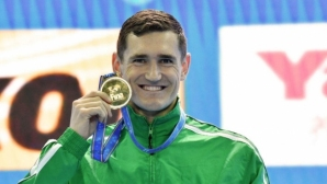 Олимпийският шампион Камерън ван дер Бург се пребори с COVID-19