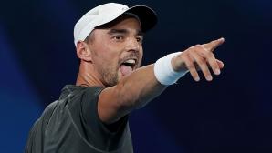 Димитър Кузманов: Победите на ATP Cup повишиха моето самочувствие и амбиции