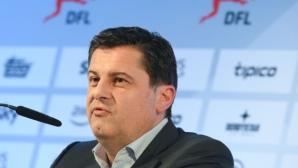 """Бундеслигата ще """"бъде готова"""" за мачове без публика"""
