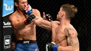 Дарън Тил казва, че UFC и Reebok трябва да плащат повече на бойците си