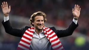 Форлан: Атлетико има сили да спечели Шампионската лига