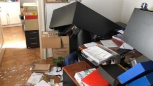 Земетресение остави без дом Хърватската волейболна федерация