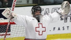 За първи път жена бе назначена на ръководен пост в мъжки хокеен отбор