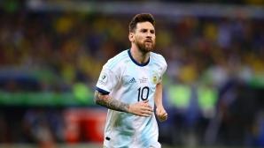 Вече футболът е длъжник на Меси, смята бивш национал на Аржентина