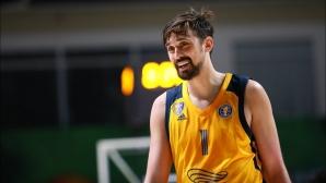 Агентът на Алексей Швед: Три топ клуба са заинтересовани към него, има интерес и от НБА