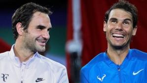 Федерер срещу Надал: Най-доброто от мачовете между двамата титани в последните 10 години (видео)