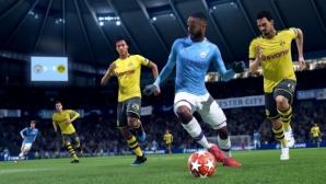 Футболисти от водещи отбори ще участват в турнир на FIFA 20 с благотворителна цел