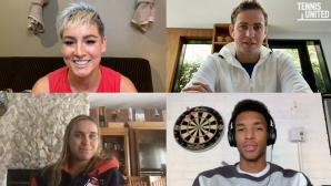 Tennis United: Новото съвместно шоу на ATP и WTA