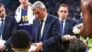 Старши треньорът на Барселона пожела промяна във формата на турнирите