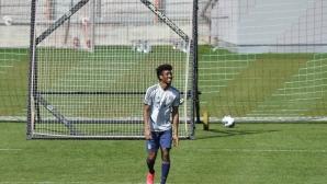 Футболист на Байерн: Удоволствие е да тичаме по терен с врати