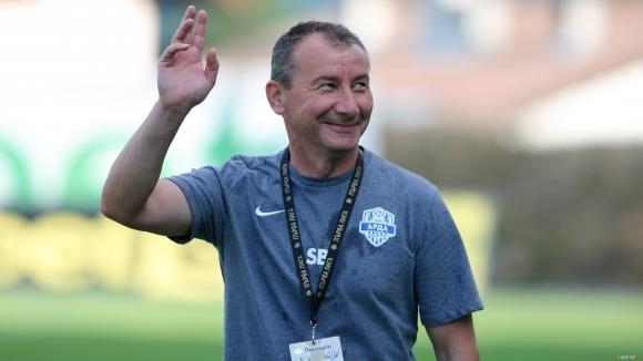 Стамен Белчев пред Sportal.bg: С Арда се разделихме