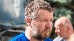 Олег Саленко се забърка в скандал, организирал мач по време на карантината и крещял на журналистка