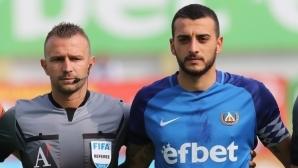 Левски обмисля да предложи нов договор на Деян Иванов