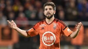 Трансферна цел на ЦСКА-София стана свободен агент