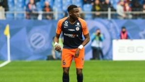 Заразеният с коронавирус футболист на Монпелие напусна интензивното