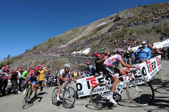 Джиро д'Италия - на 3 октомври
