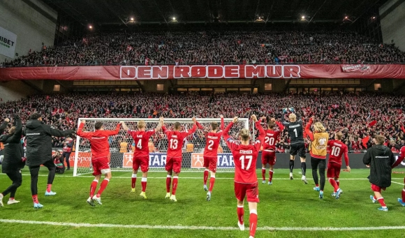 Копенхаген ще приеме мачове от европейското първенство