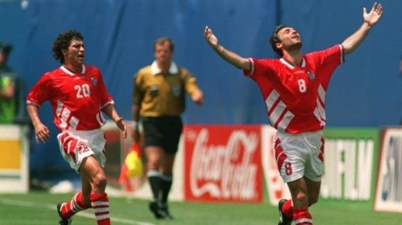 Стоичков, Балъков, Лечков и цялото златно поколение отново ще блести в ТВ ефира в мач от ЕВРО'96