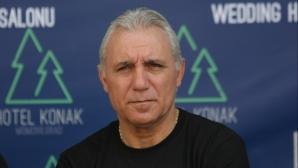 Стоичков със специален поздрав (снимка)