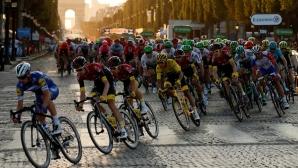 """""""Тур дьо Франс"""", """"Джиро"""" и """"Вуелта"""" за 71 дни: планът за завръщане на колоезденето"""