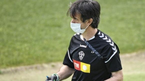 Футболисти на Елче не тренират в знак на протест