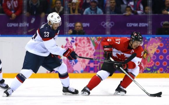 САЩ и Канада попаднаха в една група за СП по хокей на...