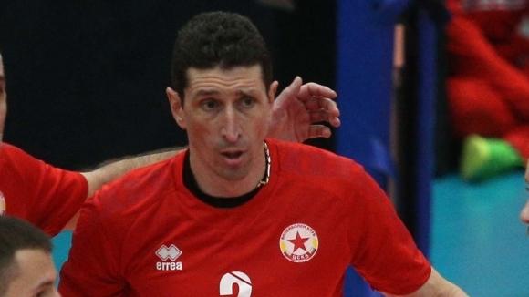 Христо Цветанов ще сложи край на кариерата си в Левски