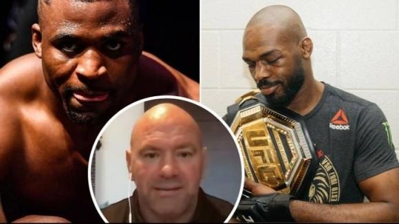 Джон Джоунс: UFC не иска да плаща за битката ми с Нгану