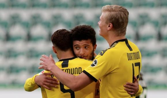 Шести пореден успех подготви Дортмунд за мача на сезона (видео)