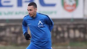 Станислав Иванов тренира извънредно