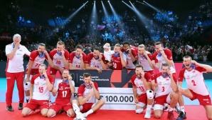 Световните шампиони от Полша започват подготовка за Токио 2021