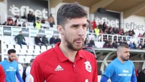 Рубен Пинто: ЦСКА ми даде изключително много