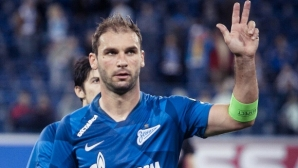 Зенит предлага нов договор на Иванович