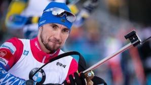 Александър Логинов може да тренира с българските биатлонисти