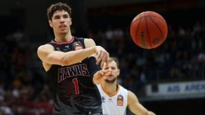 18-годишен феномен иска да се превърне в най-великия баскетболист