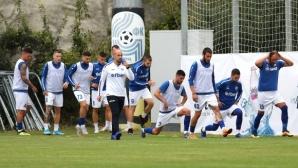 Спартак (Варна) утвърди двама треньори