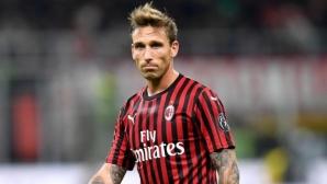 На раздяла: халф на Милан нападна ръководството