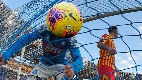 Футболисти и официални лица в Италия  се обявиха...