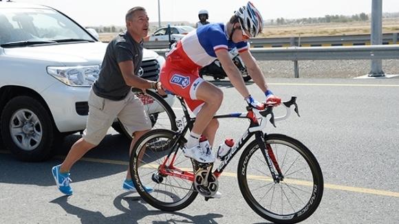 Френски колоездач претърпя операция на ръката
