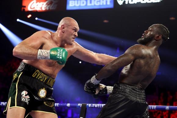 Тайсън Фюри: Уайлдър ще бъде по-опасен в третия мач