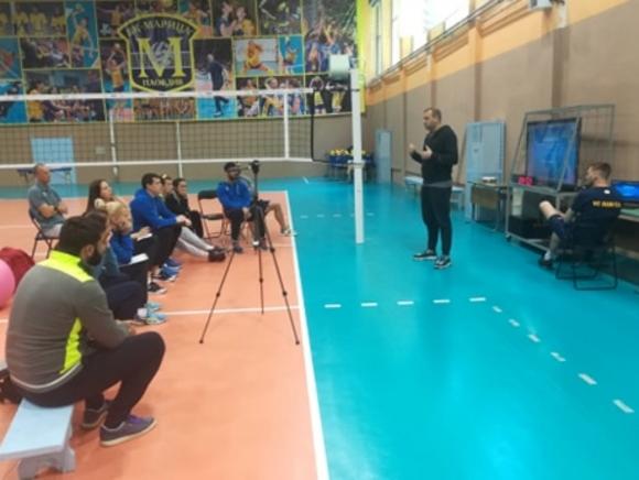 Иван Петков запозна треньорите на Марица за подготовката преди мач