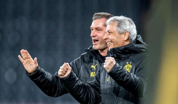 Дортмунд: Смяна на треньора?! До вчера имахме 9 от 10...