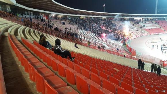 В Сърбия пускат хората по стадионите още от понеделник