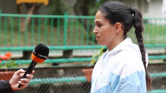 Изабелла Шиникова пред Sportal.bg: Имам нивото да съм в...