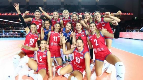 Световните и европейски шампионки започват подготовка в понеделник