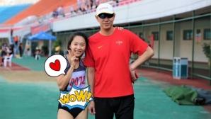 Маняй постигна най-бързото бягане на китайска спринтьорка на 200 метра от 1997 г.